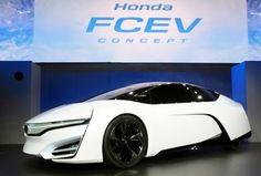 2015 Honda FCEV Review Design and Price | All Car Information