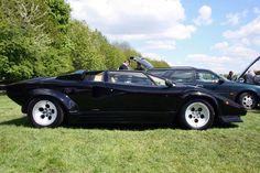 Lamborghini Countach | 1985 Lamborghini Countach 5000 Quattrovalvole 1024 x 770
