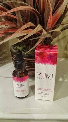 Organic Rose Hip Oil by Yumi Beautiful is great for Face, Skin, Hair, and Nails #RosehipOil #YumiBeautiful #review