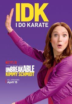 Kimmy schmidt dating show
