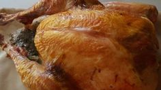 Juicy Thanksgiving Turkey - My grandmother and mother passed this recipe on to me. It changes just a little every year, because we've never written it down before. But it is always incredibly juicy and succulent! Best Thanksgiving Recipes, Thanksgiving Sides, Holiday Recipes, Dinner Recipes, Thanksgiving 2016, Holiday Meals, Thanksgiving Desserts, Wrap Recipes, Christmas Desserts