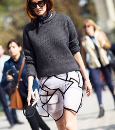 19 Street Style Snaps Worth Checking Out via @WhoWhatWear
