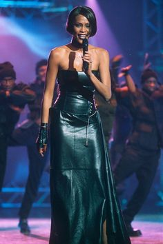 Whitney Houston, Her Life In Pictures