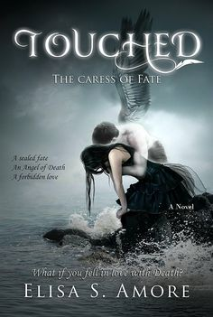 Touched - The Caress of Fate: A Dark Paranormal Romance (English Edition)
