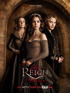 Season Two #Reign