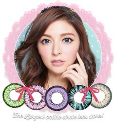 Pinky Paradise - Largest online contact lenses store