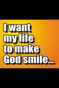 Quiero que mi vida haga sonreír a Jehovah Dios<3 JEHOVAH <3