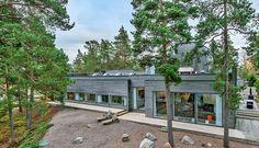 Japaninspirerade huset på Ingarö ska säljas