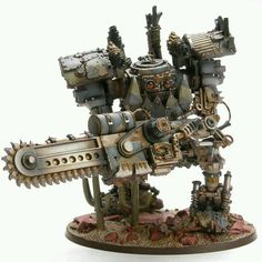 Converted FW Mega Dread