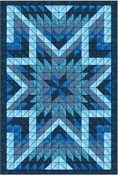 Beginner Quilt Patterns, Star Quilt Patterns, Quilting Tutorials, Quilting Projects, Quilting Designs, Lone Star Quilt Pattern, Sewing Patterns, Patchwork Patterns, Patchwork Designs