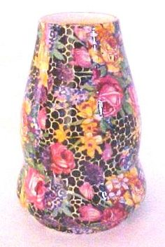 royal winton grimwades hazel pattern english chintz covered