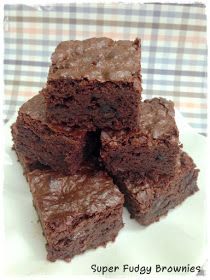 Tested & Tasted: Super Fudgy Brownies