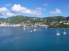 So many cool places to visit - Charlotte Amalie, Montego Bay, Megan's Bay, and the Majic Ice display
