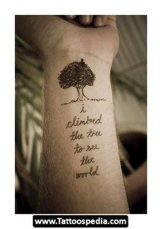 2 Word Tattoos 10 Design Ideas