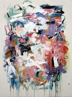 "Saatchi Art Artist: Julie Schumer; Acrylic 2013 Painting ""From the Ridge II"""