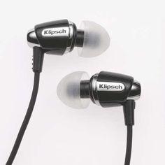 Klipsch Image S4 Black Earphones