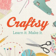 Join Craftsy Today! Simply use your email and create a password here
