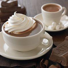 "Ghirardelli ""Grown Up"" Hot Chocolate Recipe"