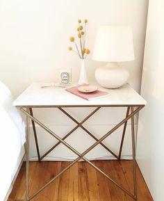 Bedside table goals @theirlovelist #structube #mystructubestyle