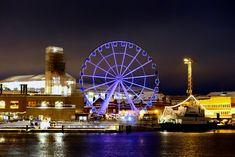 Miten olla aikuinen? Avicii, Ferris Wheel, Fair Grounds, Travel, Viajes, Trips, Tourism, Traveling