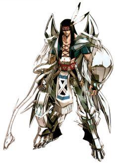 Shaman King - Silva