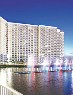 One of the best places to stay in PCB: Laketown Wharf by Sterling Resorts!  This is where I love to stay.