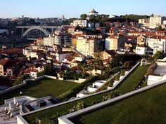 Vila Nova de Gaia in Portugal