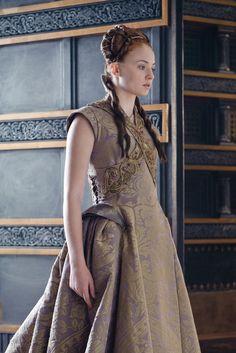 Sansa Stark still from Game of Thrones season 3
