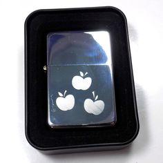 MLP Applejack Engraved Chrome Cigarette Favor Lighter Case Gift LEN-0095