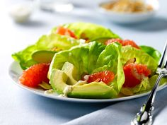 Did you know Silk® has a ton of tasty recipes, like  this one for Avocado-Grapefruit Salad with Creamy Onion Dressing? http://www.drinksilk.ca/recipes/avocado-grapefruit-salad-creamy-onion-dressing