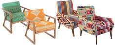 Eclectic armchairs - Choosing the perfect armchair - 7 steps for the ultimate guide - Hutsly