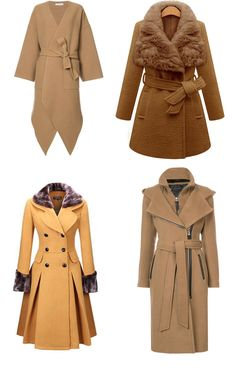 Coats collection #coats #outerwear #winter #fashion #trend