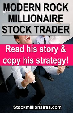 Modern Rock is a guy that has made millions trading stocks! Learn his top stock trading tips for free!