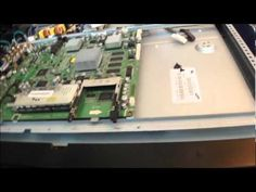 Fix Repair Samsung LCD TV - Dots on Screen LN-S4096DX/XAA - YouTube