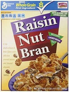 Raisin Nut Bran Cereal 171 Ounce Pack of 12 >>> You can get additional details at the image link.