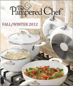 Pampered Chef: Party and Recipes!