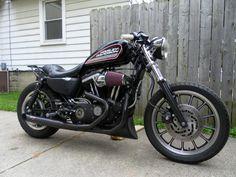 Harley Sportster 883R