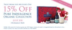 Treat Mom this Mother's Day - 15% Off