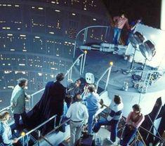 Secret de tournage / secret filming : Star Wars (l'empire contre attaque)