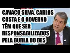 Não votem em corruptos!: Marinho Pinto exige responsabilização de Carlos Costa e Cavaco Silva, no caso BES.