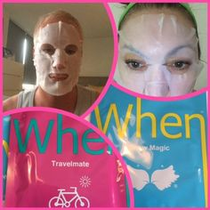 LOVING all the images people are posting of our When masks! Have you been to Sephora to get yours?