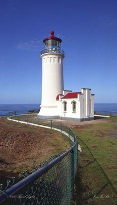 North Head Lighthouse, Long Beach Washington