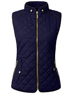 NE PEOPLE Womens Lightweight Quilted Zip Vest NE PEOPLE http://www.amazon.com/dp/B010UOT4DE/ref=cm_sw_r_pi_dp_AIe6vb1B3CMEW