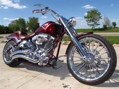 2013 Harley-Davidson CVO BREAKOUT FXSBSE CVO BREAKOUT - Click to see full-size photo viewer