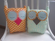 Owls will fill my (very far off in the future) baby nursery