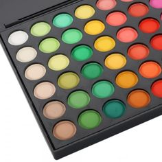 120-Color Rainbow Series Fine Texture Cosmetic Eyeshadow Palette