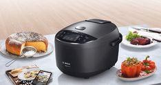 Notre test du multicuiseur AutoCook Bosch MUC22B42FR Legume Bio, Bosch, Rice Cooker, Kitchen Appliances, Guide, Pots, Tapas Recipes, Meal Prep, Diy Kitchen Appliances