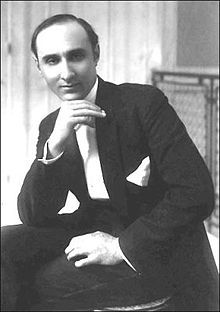 Dimitri Tiomkin was a Russian-born Hollywood film score composer and conductor. Musically trained in Russia, he is best known for his western scores, including Duel in the Sun, High Noon, Gunfight at the O.K. Corral, and The Alamo.