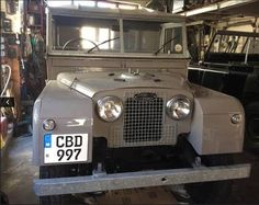 Landrover 107 For Sale (1956)