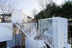 House Before House in Utsunomiya